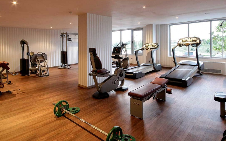 Fitness Center at Lighthouse Golf, Bulgaria
