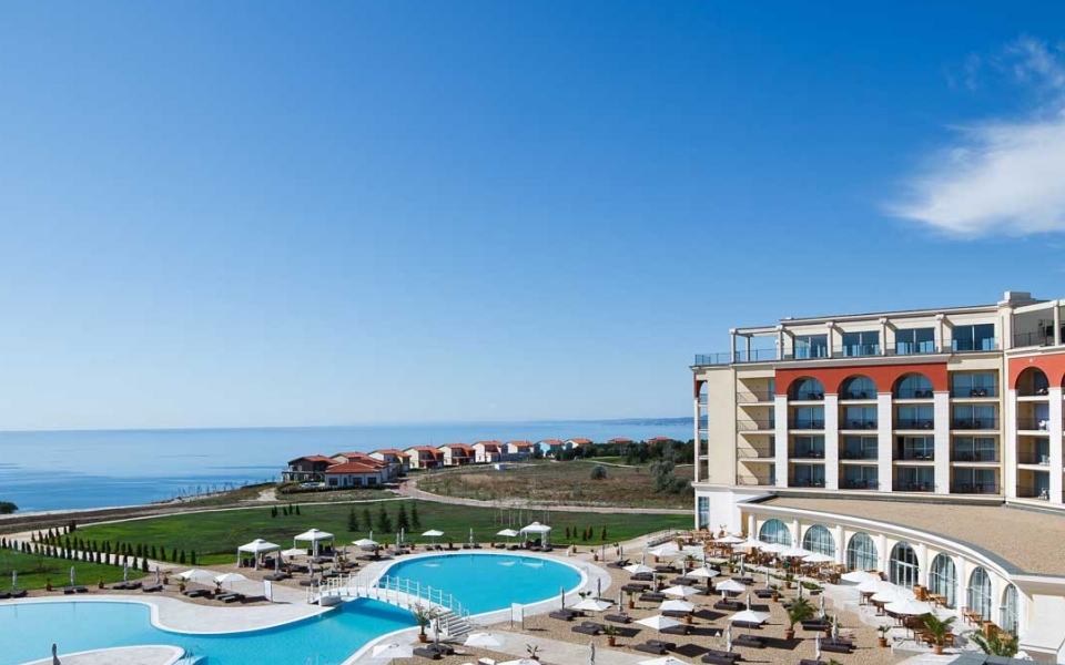 Sea view- Lighthouse Golf & Spa Hotel, Bulgaria